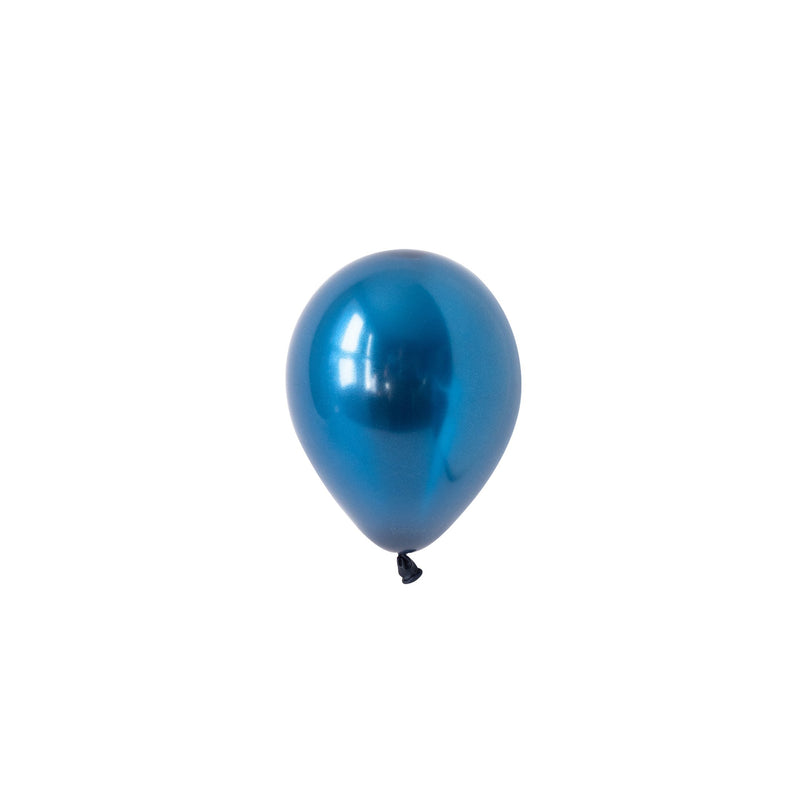 Mini Pearl Midnight Balloons (Pack of 5)  Mini Latex Balloons Hello Party Essentials - Hello Party