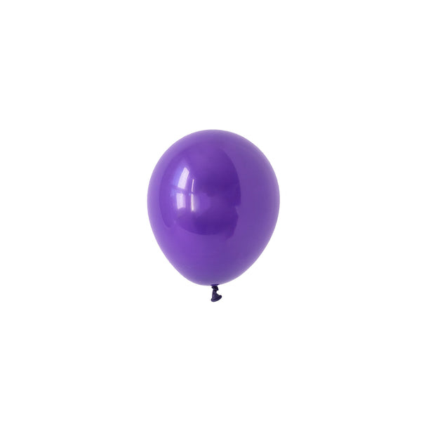 Mini Violet Balloons (Pack of 5)