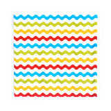 Carnival - Napkins - Waves Multi - 20 - Hello Party - All you need to make your party perfect!