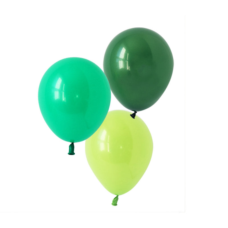 Wintergreen Balloon Mix (pack of 12)  Mini Latex Balloon Collections Hello Party Essentials - Hello Party