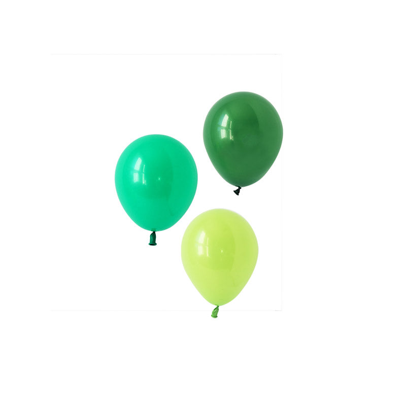 Wintergreen Mini Balloon Mix (pack of 12)  Mini Latex Balloon Collections Hello Party Essentials - Hello Party