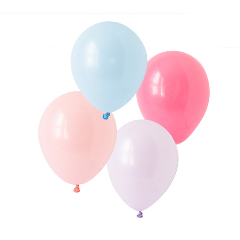 Sweet Sherbert Balloon Mix (pack of 12)  Latex Balloon Collections Hello Party Essentials - Hello Party