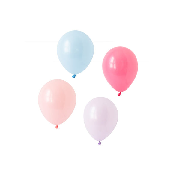 Sweet Sherbert Mini Balloon Mix (pack of 12)  Mini Latex Balloon Collections Hello Party Essentials - Hello Party