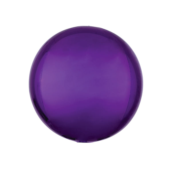 "Purple Orbz Balloon (16"")"
