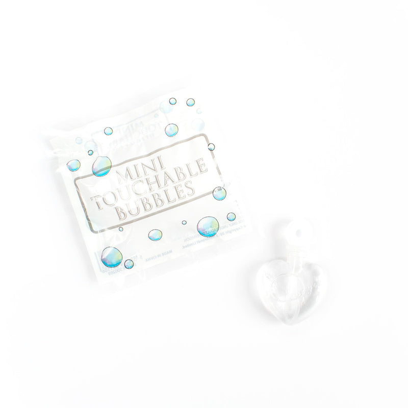 Mini Touchable Wedding Bubbles  Party Favours Hello Party - All you need to make your party perfect!  - Hello Party