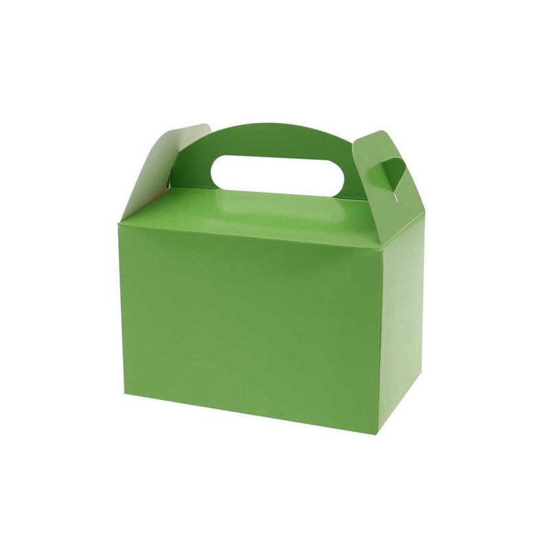 Green Party Box  Party Lunch Box HelloPartyUK - Hello Party