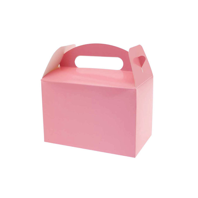 Pale Pink Party Box  Party Lunch Box HelloPartyUK - Hello Party