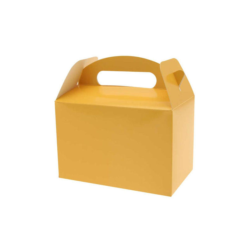 Yellow Party Box