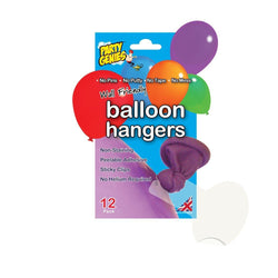 Wall Friendly Balloon Hangers  Sticky Stuff Hello Party Essentials - Hello Party
