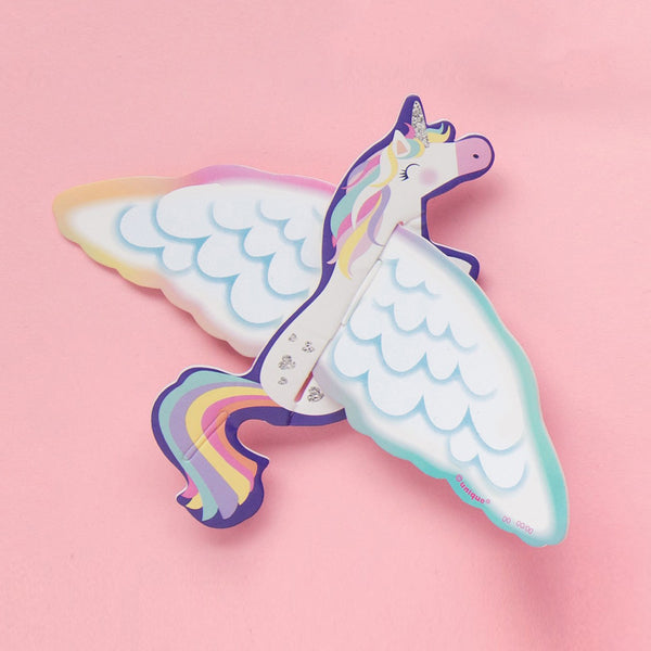 Unicorn Glider Party Favours 8pk  Party Favours Unique - Hello Party