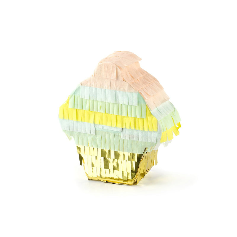 Mini Cupcake Piñata  Mini Piñata Party Deco - Hello Party