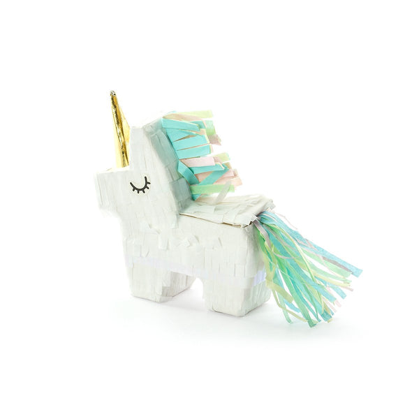 Mini Unicorn Piñata | Stylish & Fun Party Tableware & Supplies