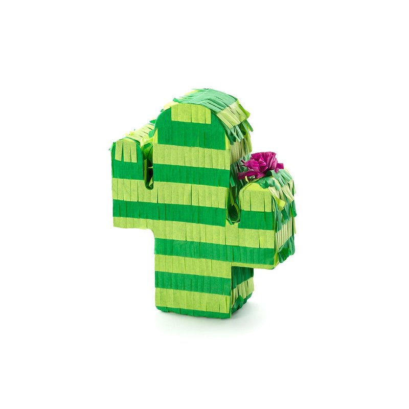 Mini Cactus Piñata  Mini Piñata Party Deco - Hello Party