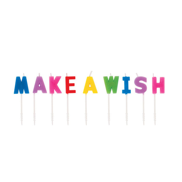 Make A Wish Cake Candles