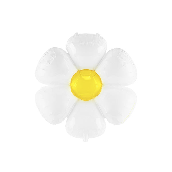 Jumbo Daisy Shaped Foil Party Balloon