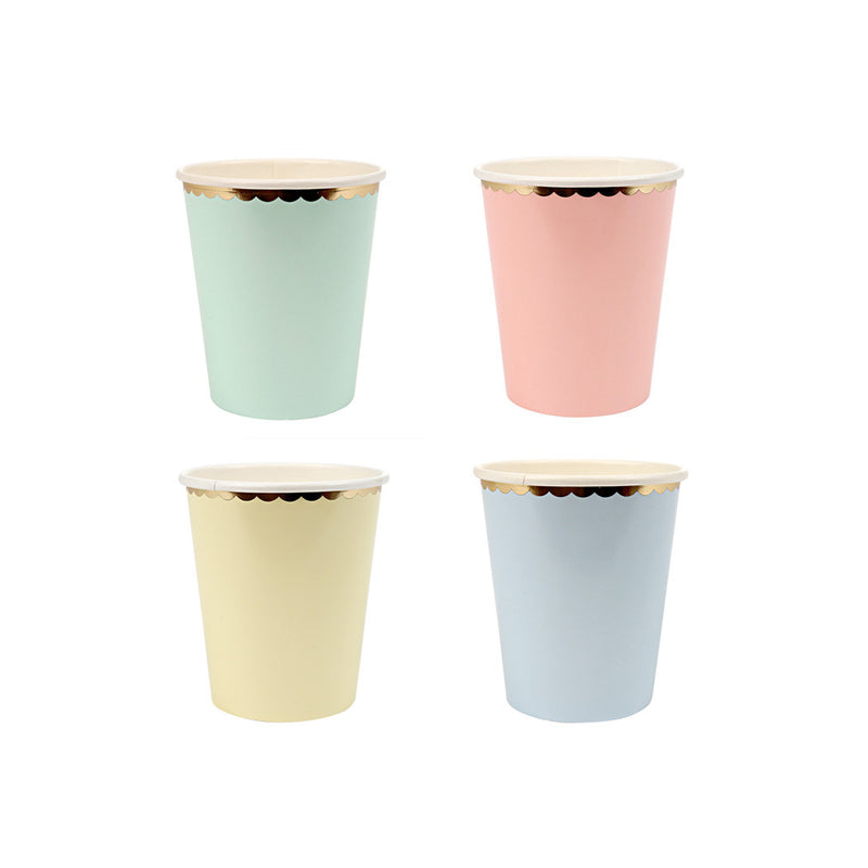 Pastel Mix Party Cups  Party Cups Meri Meri - Hello Party