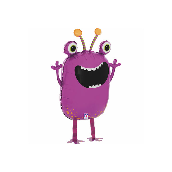 Walking Monster Balloon Friend  Balloons Anagram - Hello Party