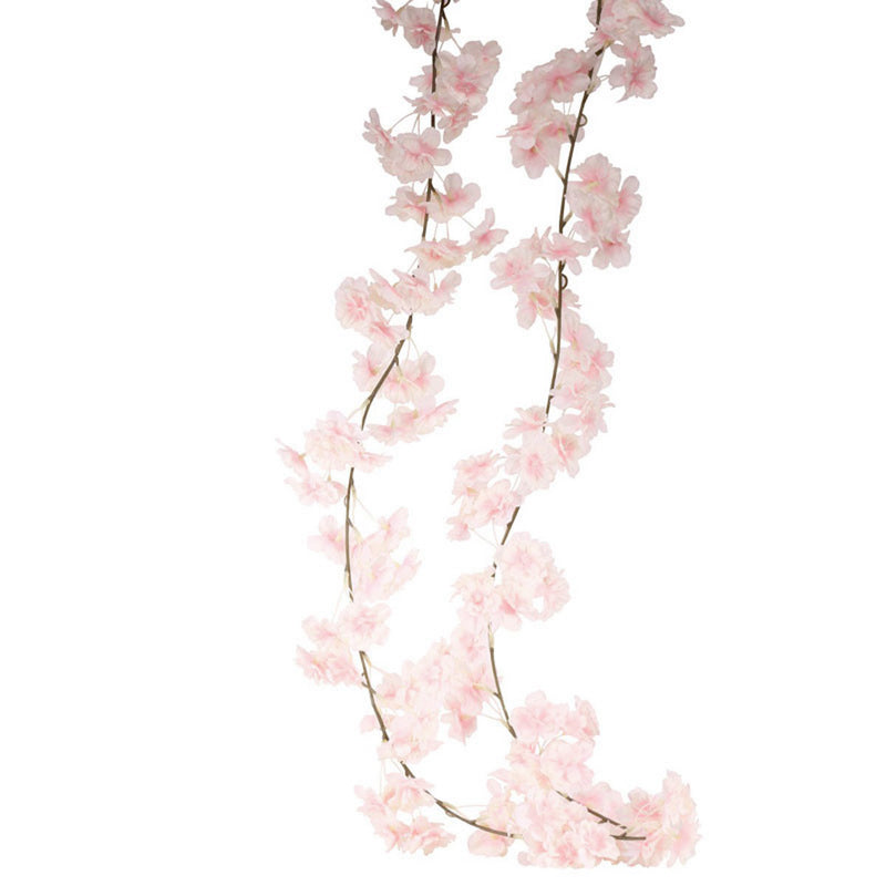 Peachy Pink Blossom Garland  Garland HelloPartyUK - Hello Party