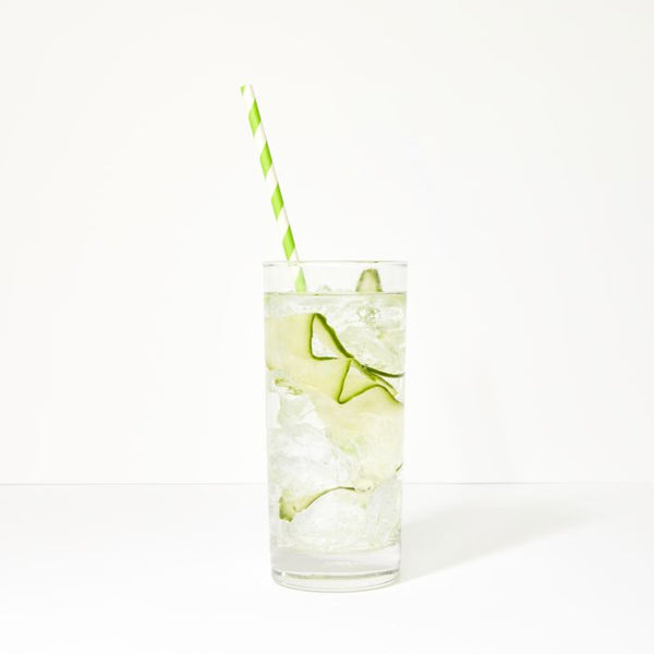 Extra Long Paper Drinking Straws