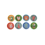 Colourful Creatures Tilt Puzzle  Party Favour Rex International - Hello Party