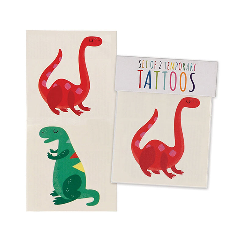 Dinosaur Temporary Tattoos  Temporary Tattoos Hello Party - All you need to make your party perfect!  - Hello Party