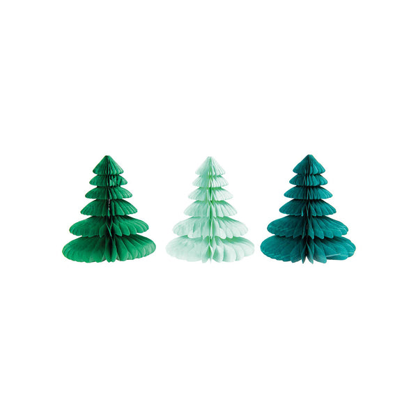 Honeycomb Christmas Tree (3 Pack)