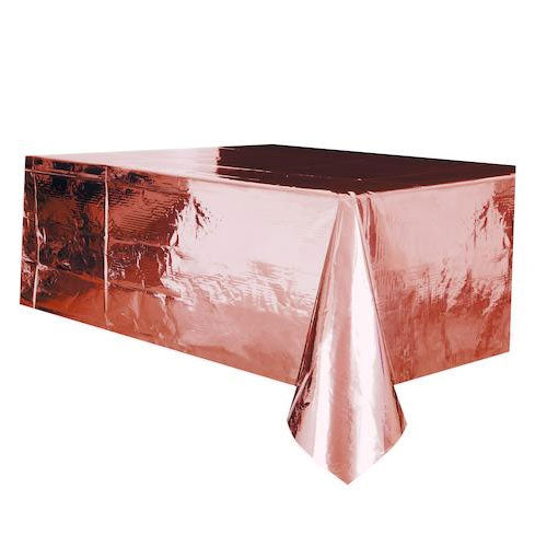Rose Gold Tablecloth