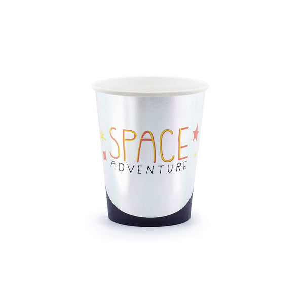 Space Party Cups