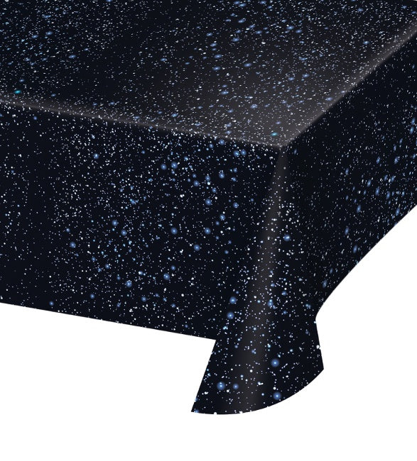 Space Blast Table Cover Party Tablecloth