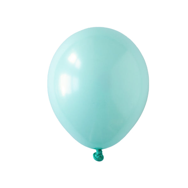 Aqua Mint Green Party Balloons | Biodegradable | Stylish Party Supplies