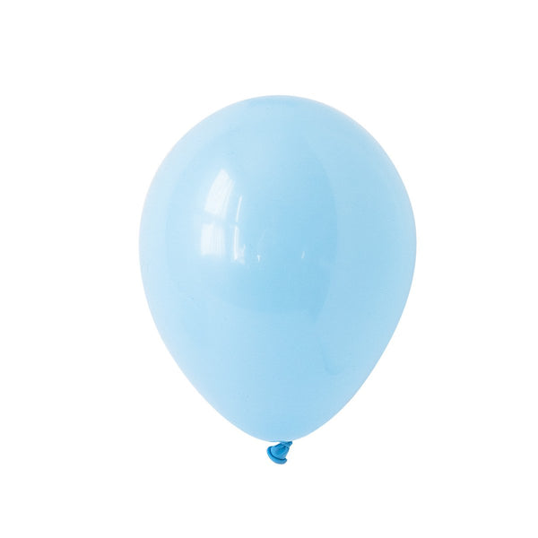 Light Blue Party Balloons | Biodegradable | Stylish Party Supplies