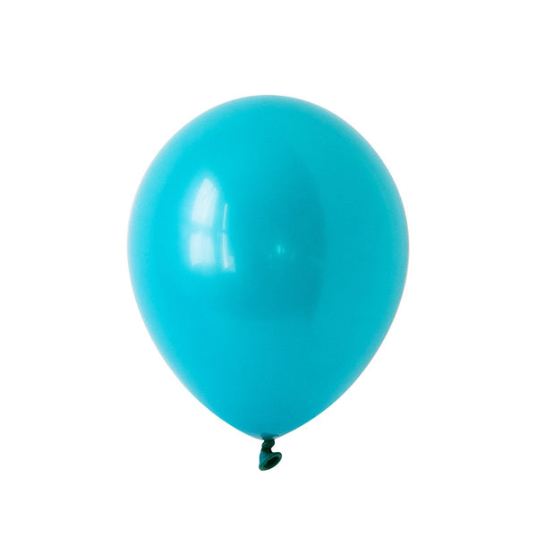 Teal Party Balloons | Biodegradable | Stylish Party Supplies