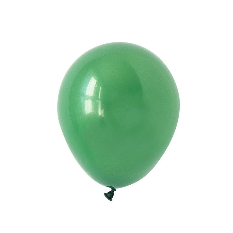 Green Party Balloons | Biodegradable | Stylish Party Supplies