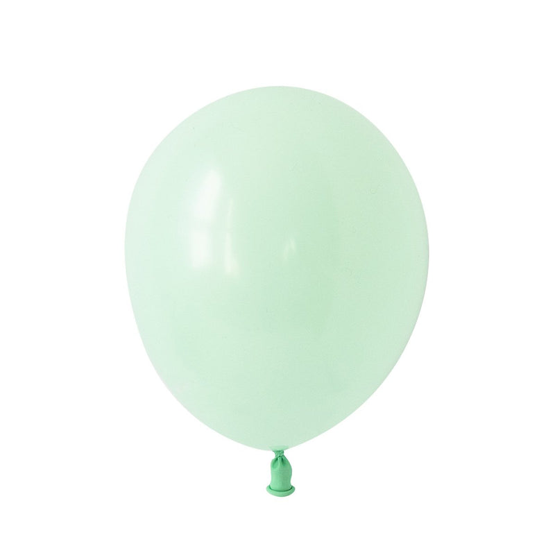 Chalky Pastel Green Party Balloons | Biodegradable | Stylish Party Supplies