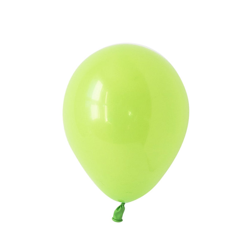 Lime Green Party Balloons | Biodegradable | Stylish Party Supplies