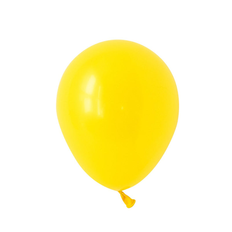 Yellow Party Balloons | Biodegradable | Stylish Party Supplies