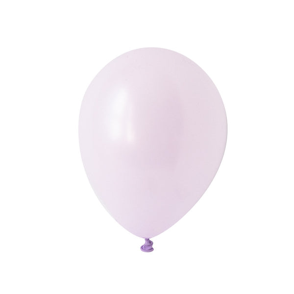 Chalky Pastel Lilac Balloons | Biodegradable | Stylish Party Supplies