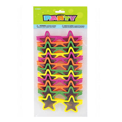 Novelty Star Shaped Sunglasses  Party Favours Hello Party - All you need to make your party perfect!  - Hello Party