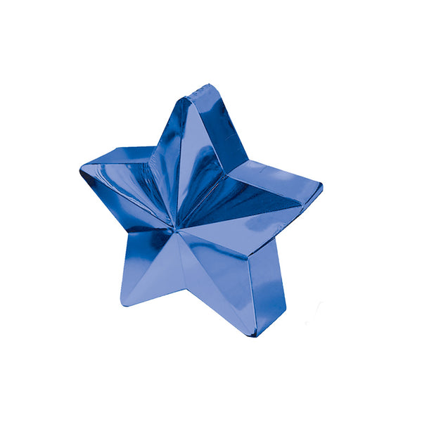 170g Star Shaped Balloon Weight
