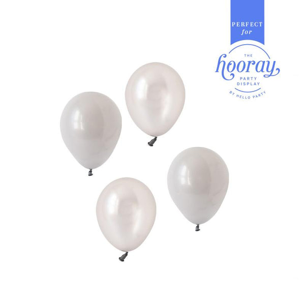 Sterling Silver Balloons Hooray Party Display Contents Pack