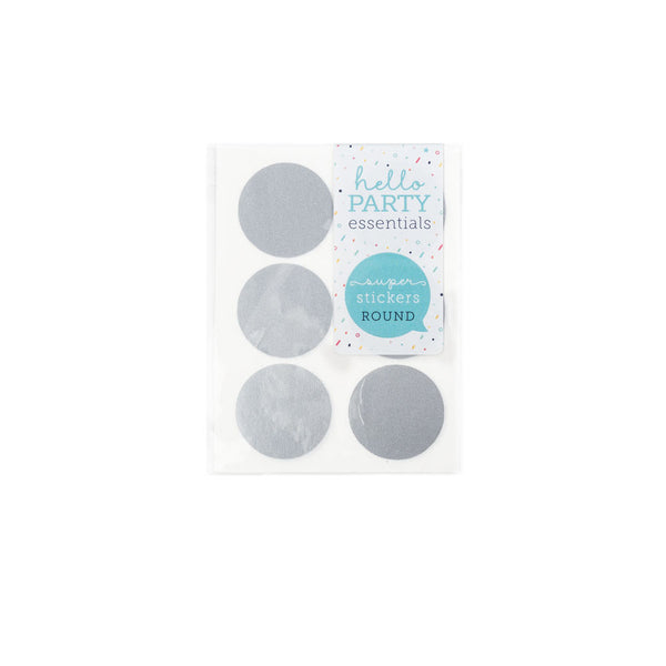 18 Round Stickers 30mm  Stickers Hello Party Essentials - Hello Party