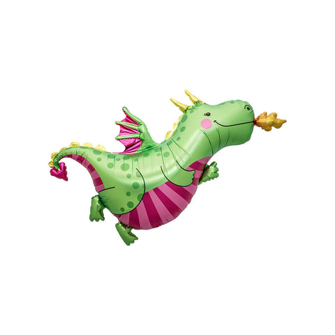 "Daphne Dragon 47"" Supershape Foil Balloon"