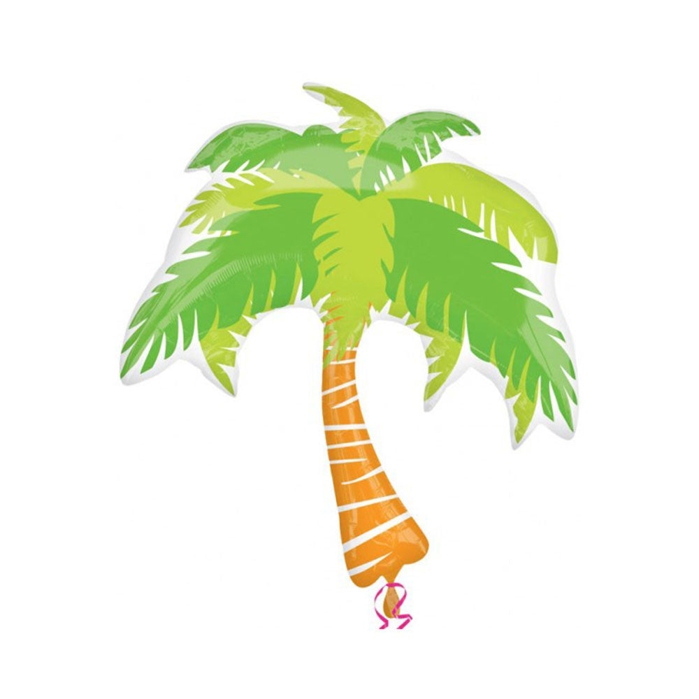 "Palm Tree 33"" Supershape Foil Balloon"