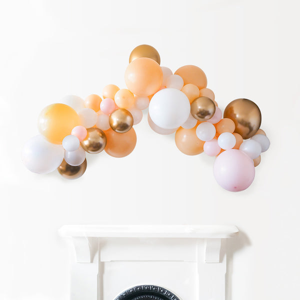 Just Peachy Balloon Cloud Kit