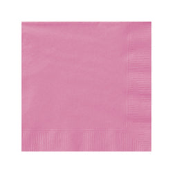 Solid Hot Pink Napkins