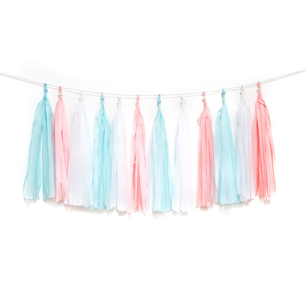 Candy Tassel Garland  Tassel Garlands Hello Party Essentials - Hello Party