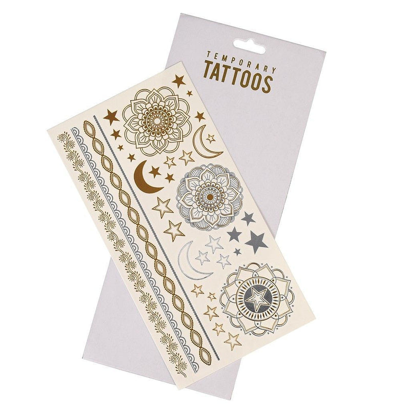 Mystical Temporary Tattoos  Temporary Tattoos Hello Party - All you need to make your party perfect!  - Hello Party