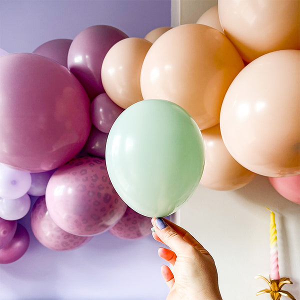 Empower-Mint Party Balloons | Tuftex UK |  Biodegradable | Modern Party