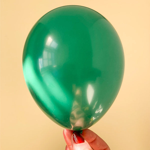 Mini Evergreen Balloons (Pack of 5)