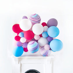 Magical Unicorn Balloon Cloud Kit  Balloon Cloud Kit Hello Party - Hello Party